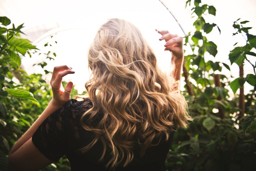 Better Hair Care with Henna Naturally